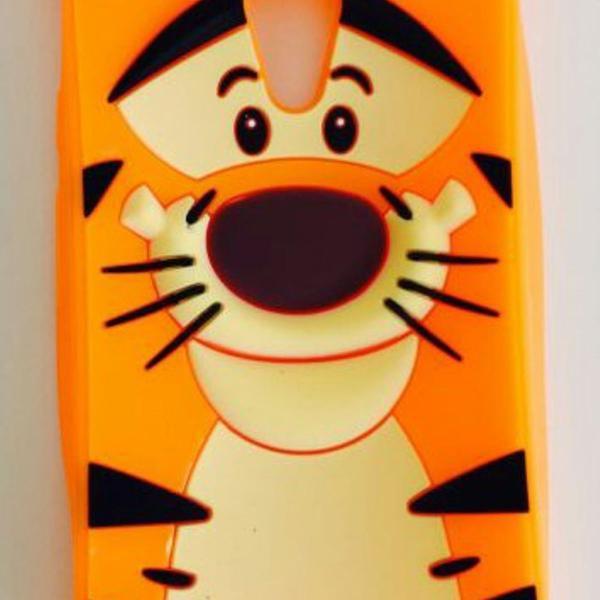 Capinha do tigrão! sansung s4 mini