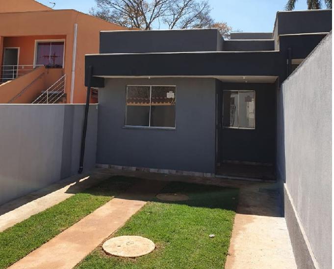 Casa 02 quartos - bairro planalto - mateus lememg