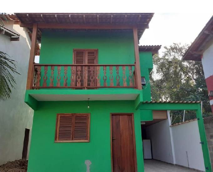 Casa na região da Paraty Cunha em Paraty-RJ. Lugar