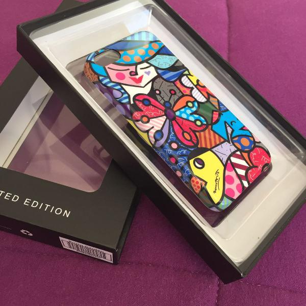 Case iphone 5 / 5s - romero britto