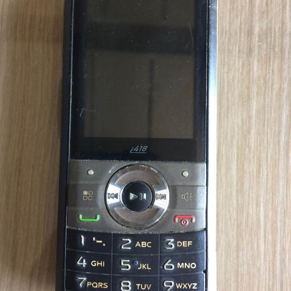 Celular rádio nextel motorola i418