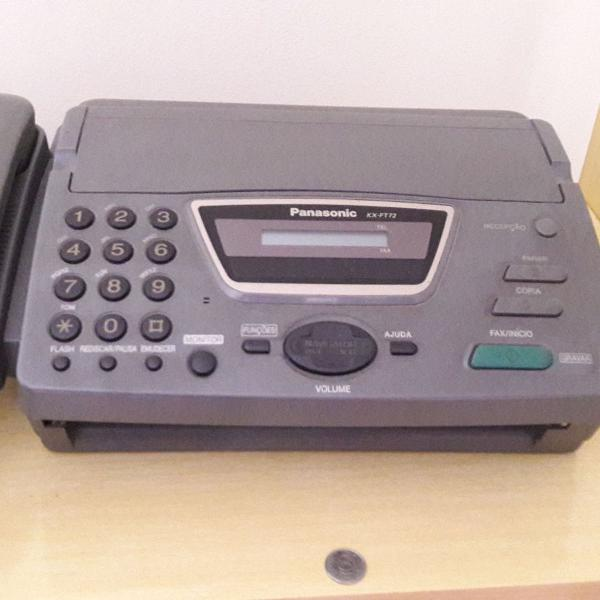 Fax panasonic kx ft72