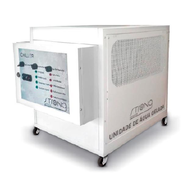 Geladeiras unidade de água gelada