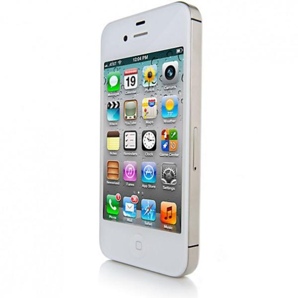 Iphone 4s branco lindão