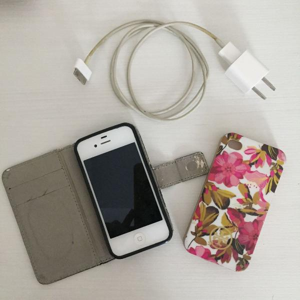 Iphone 4 s 16gb branco