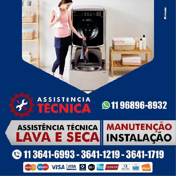 Manutenção eletrodomésticos nacionais importados