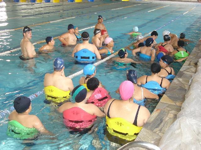 Personal natação hidro e cond fisico