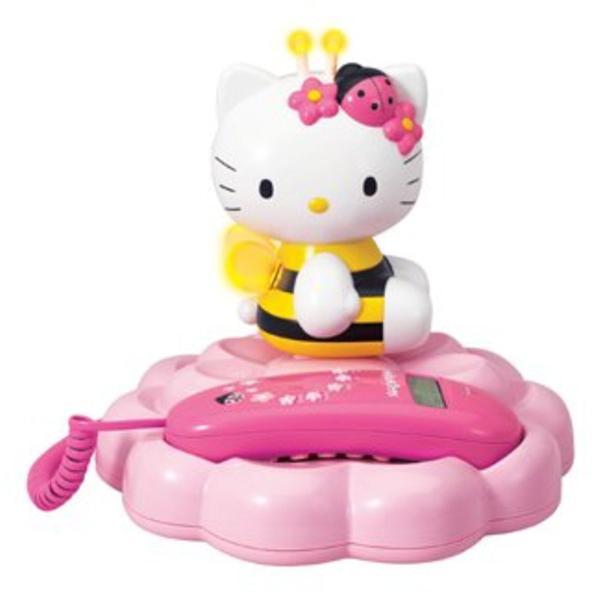 Telefone hello kitty importado