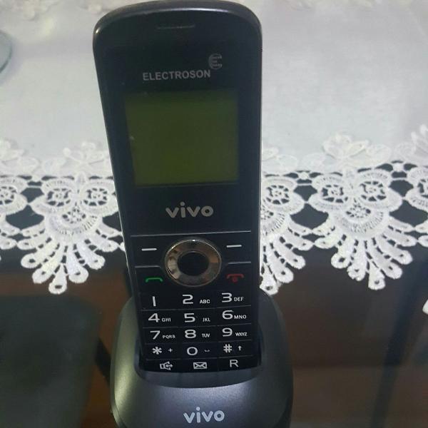 Telefone fixo da vivo