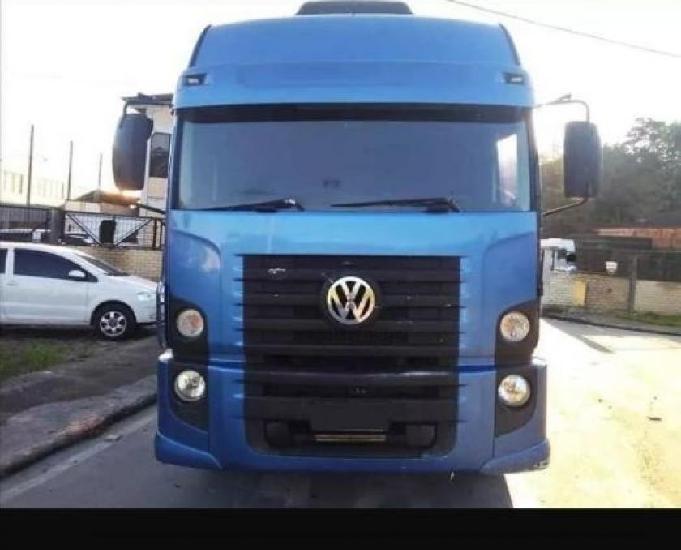 Volkswagen vw 24250 bitruck ano 201111 carga seca