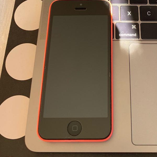 Apple iphone 5c 16gb coral