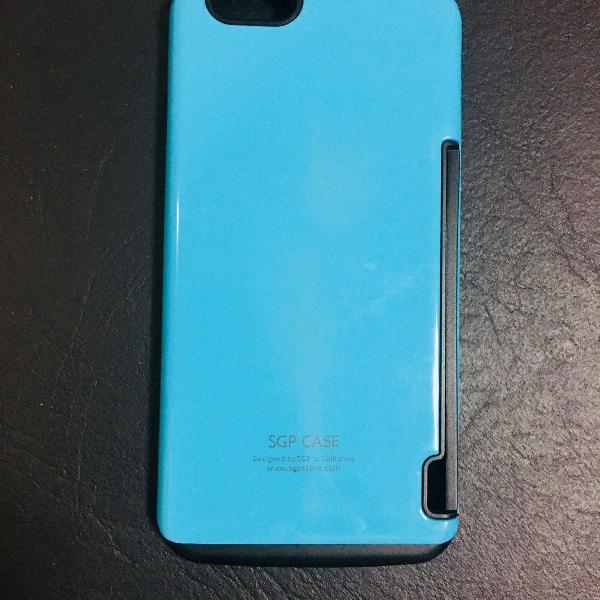Capa case anti-shock iphone importada