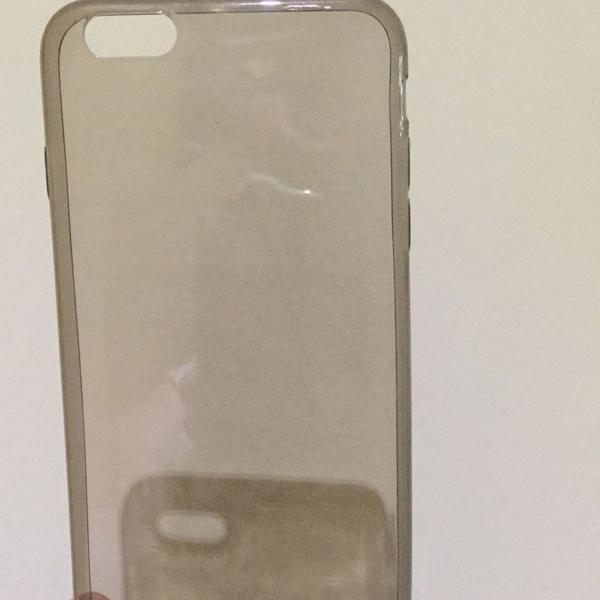 Capa de celular iphone 6/6s plus