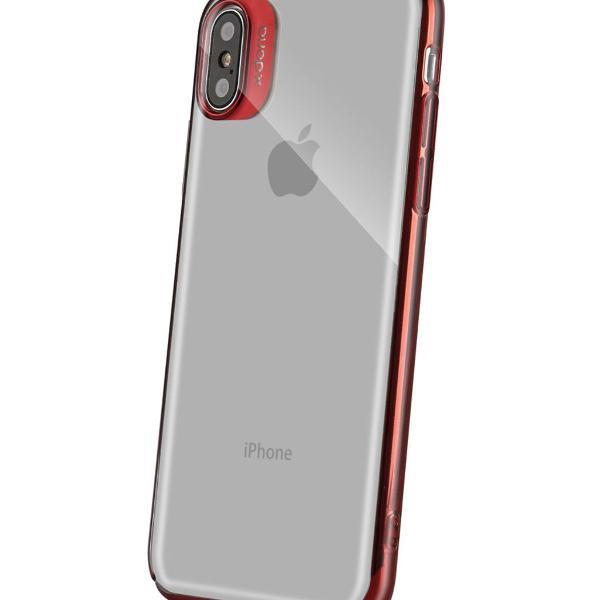 Capa engage para iphone x xs vermelha x-doria