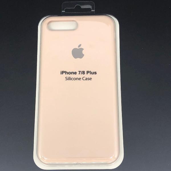 Capa para iphone 7/8 plus - rosa claro