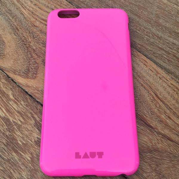 Capa pink iphone 6 plus