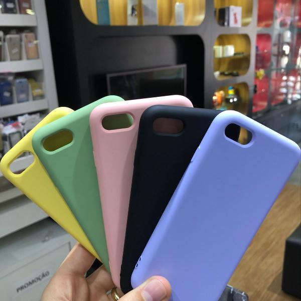 Capas iphone 6s / 7 / 8 / 7 e 8 plus