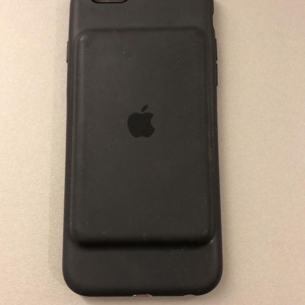 Capinha carregadora iphone 6 da apple