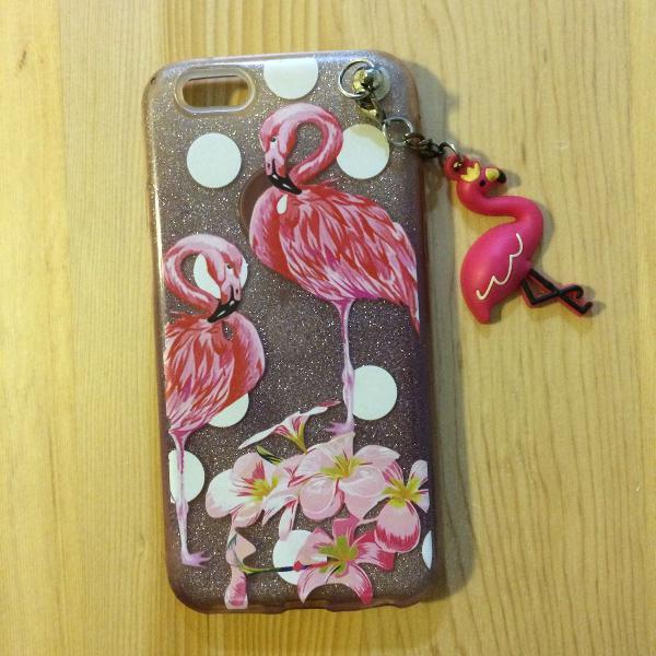 Capinha flamingo