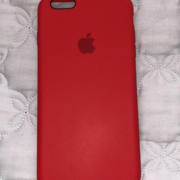 Capinha original iphone 6 plus