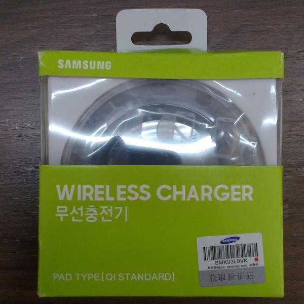 Carregador sem fio samsung carregador wireless s6 s7 s8 s9