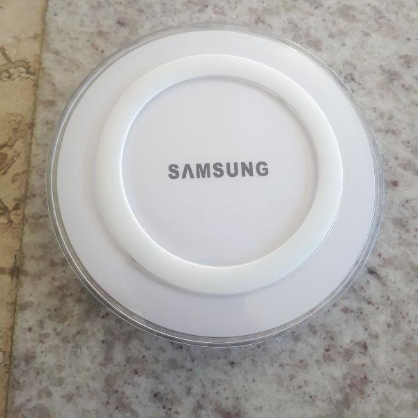 Carregador wireless samsung original