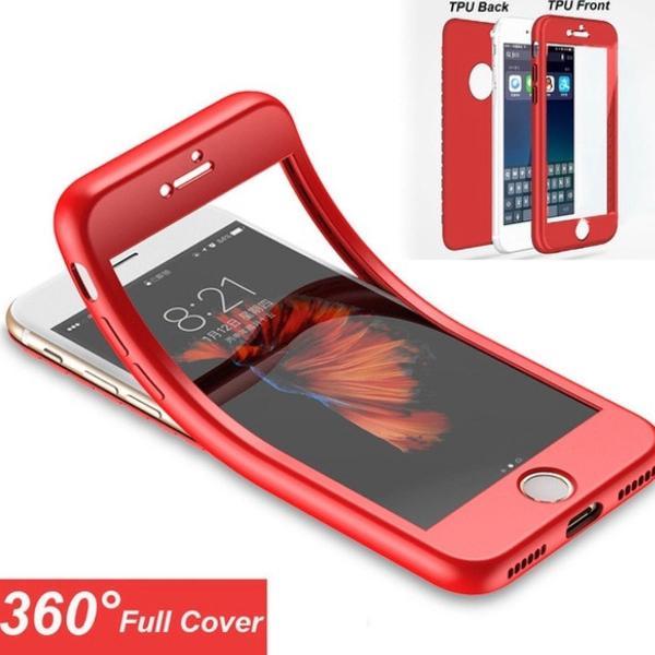 Case 360 para iphone 8 plus