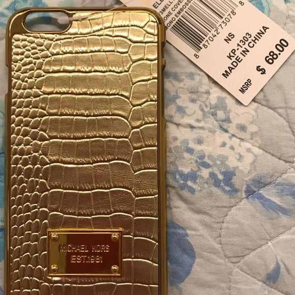 Case iphone 6/6s plus - michael kors