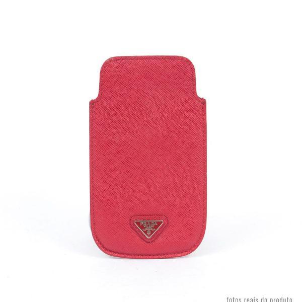 Case iphone/porta documentos prada