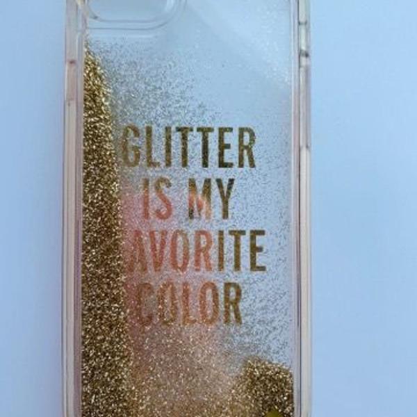 Case kate spade iphone 6/6s glitter