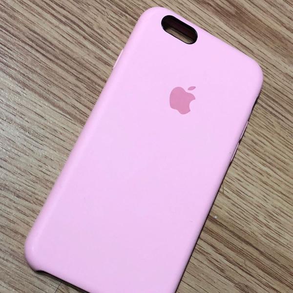 Case rosa iphone 6/ 6s
