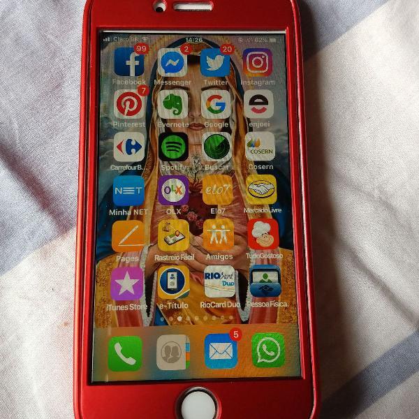Case solf tpu 360 iphone 7/8