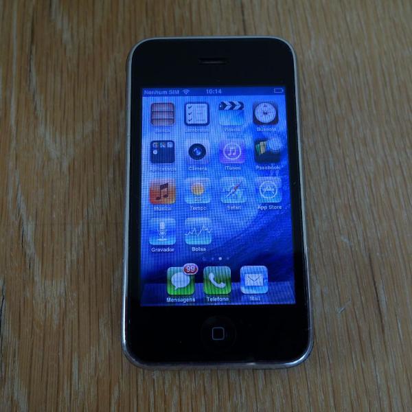 Iphone 3gs: 8 gb : model a1303