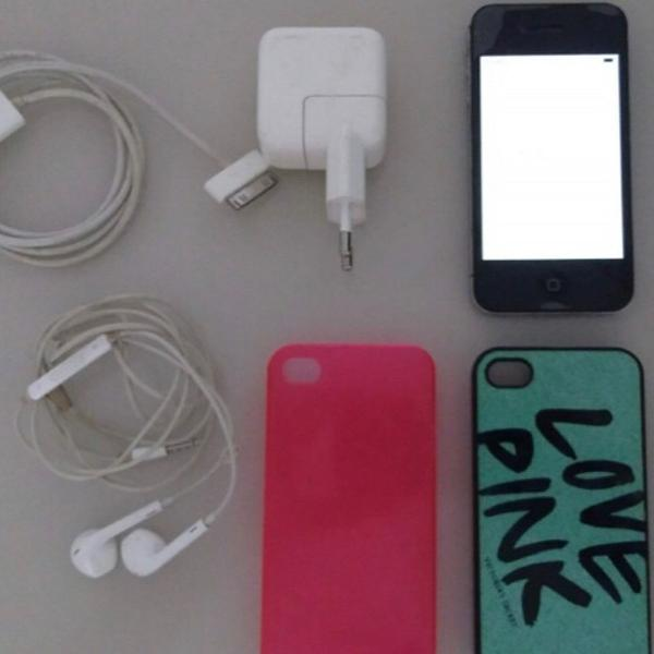 Iphone 4s super conservado