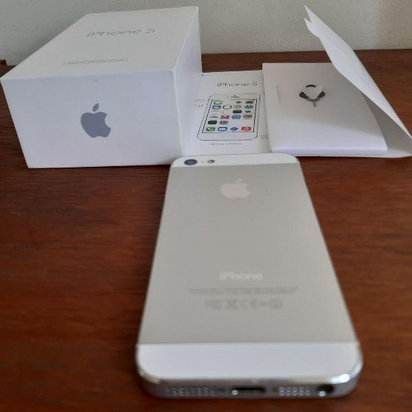Iphone 5 super conservado