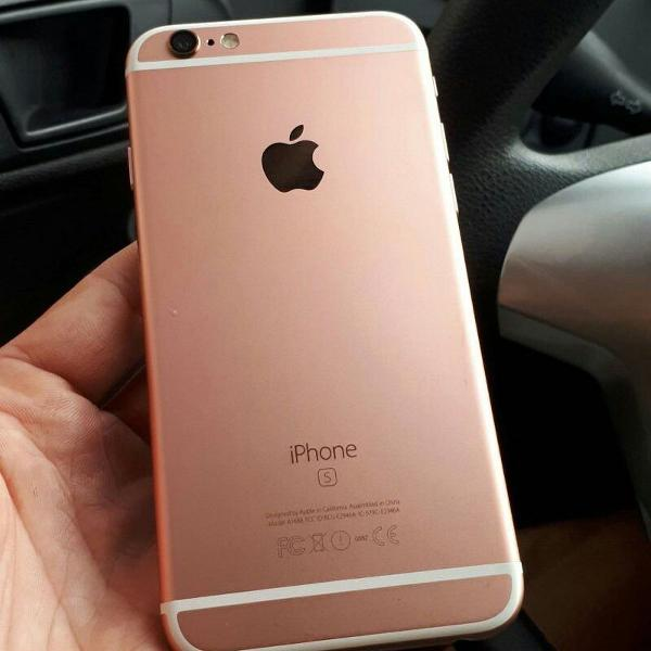 Iphone 6s rosé 32gb