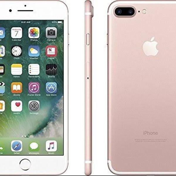 Iphone 7 plus com 128gb