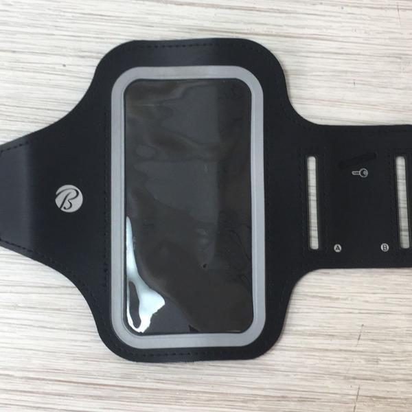 Porta celular para fazer exercício