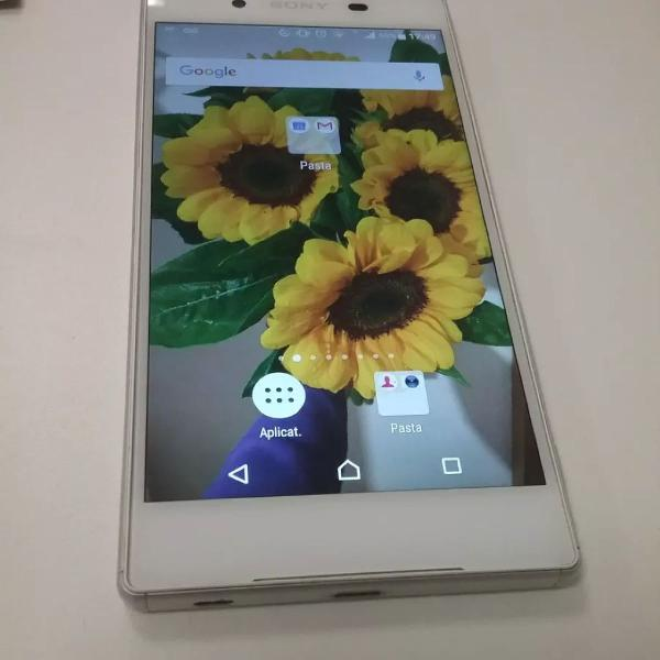 """Smartphone sony xperia z5 android 5.1 tela 5.2"""" 32gb 4g"""