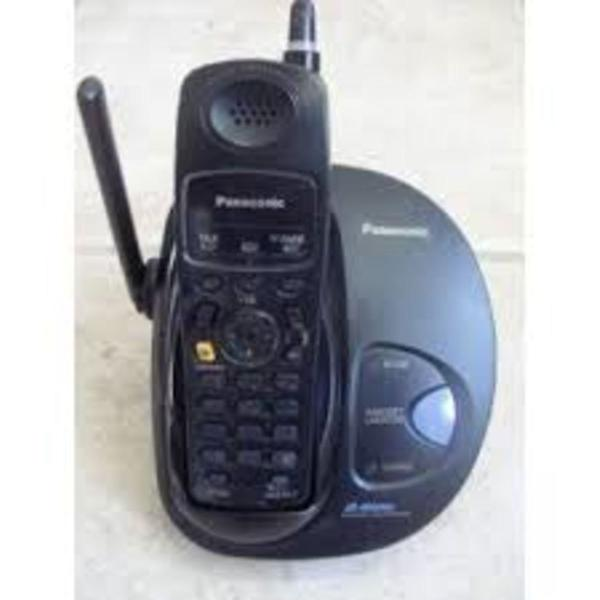 Telefone sem fio panasonic - kx tg2815lb