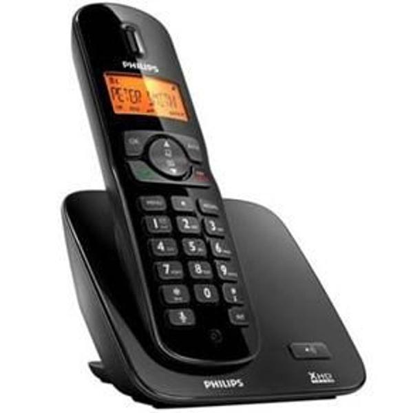 Telefone sem fio philips cd170 - dect 6.0