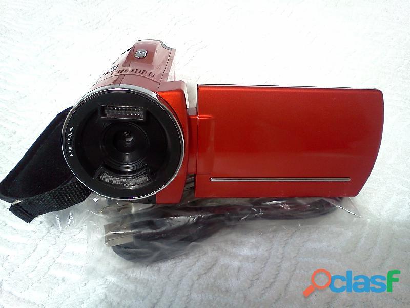 Vendo filmadora cam modelo spca 1528 nova na caixa com acessórios