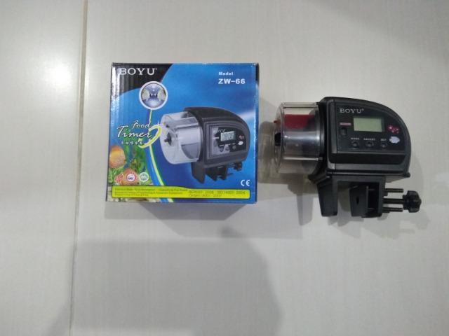 Alimentador automático boyu zw-66