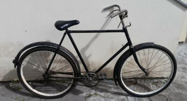 Bicicleta antiga hercules raridade