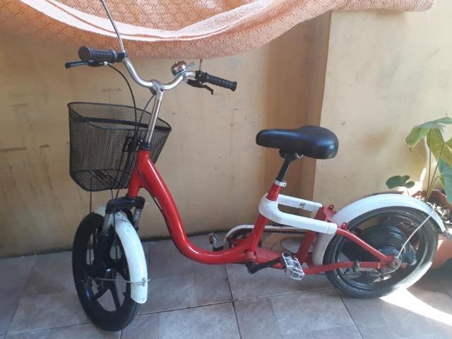 Bicicleta lev eletrica modelo e-bike