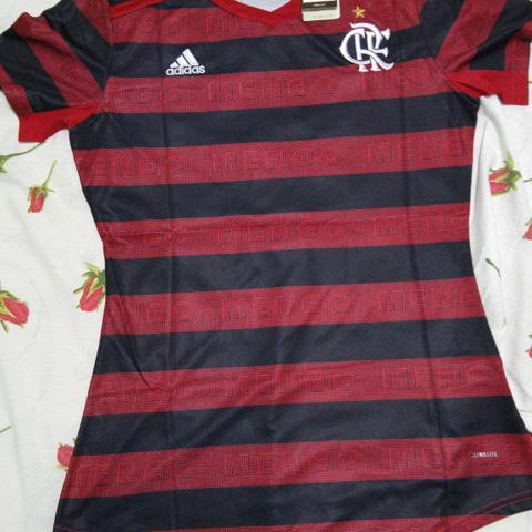 Camisa feminina flamengo oficial