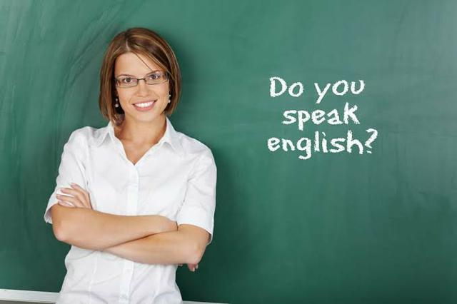 Professora de inglês rj