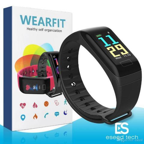 Pulseira smartband wearfit - nova