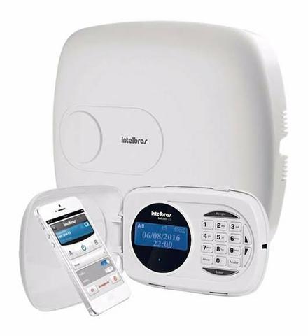 Sistema de alarme e monitoramento