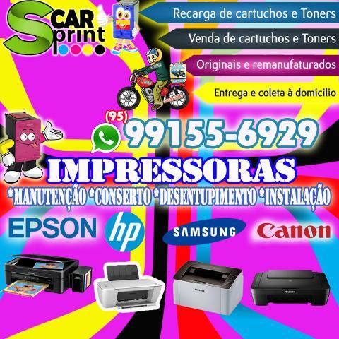 Suporte técnico em manutenção e conserto de impressora